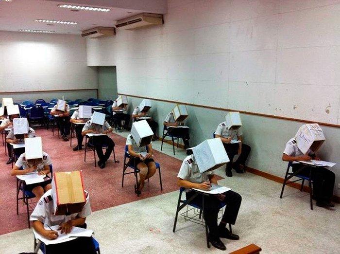 inventos para no copiar en examen www.laguiadelvaron 16