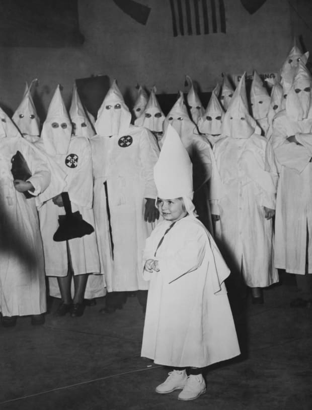 kkk children gettyimages 107418069
