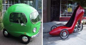Egyedi megjelenésű autók