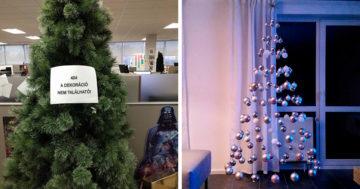Kreatív karácsonyfák