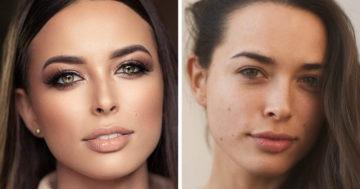 Miss Universe smink nélkül