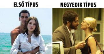 Pszichológus szerelemtípusok