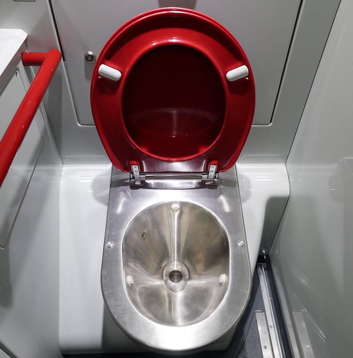 Repülőgép WC