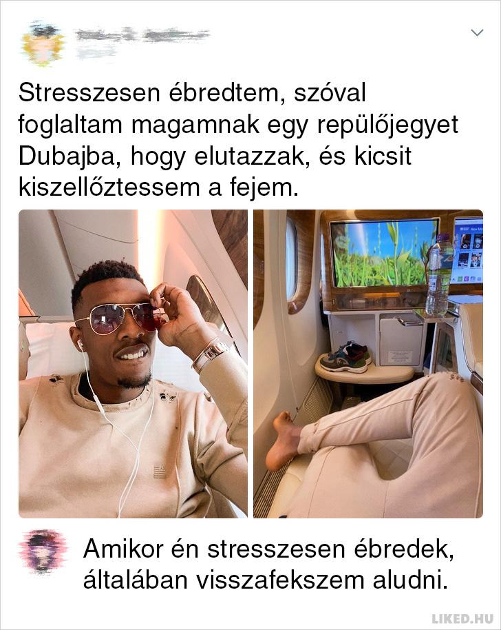 Stresszes ebredes