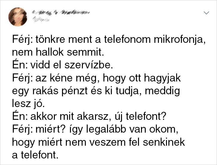 Tonkrement telefon