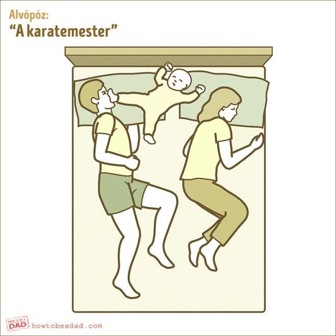 A karatemester