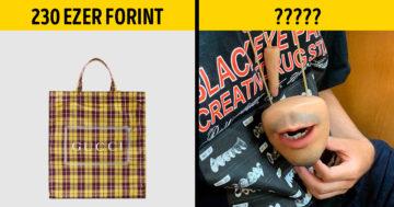 Dizájner táskák