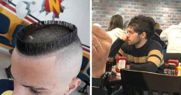 Furcsa frizurák
