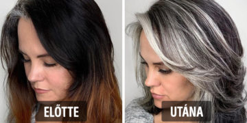 Ősz hajú nők