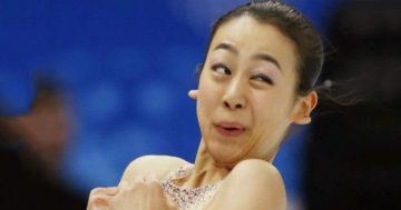 Sportolók arckifejezése