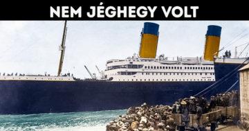 Titanic katasztrófájának okai