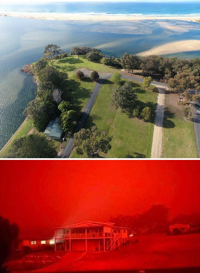 australia bushfires before after photos 20 5e1593f49f5e6 700