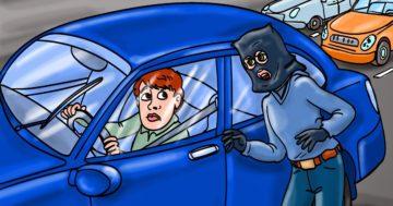 Autóbalesetek túlélése