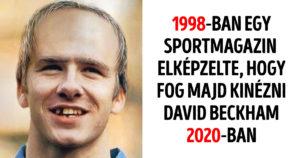 David Beckham 2020