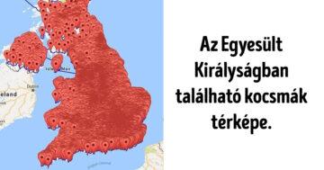 Érdeekes térképek