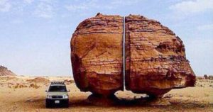 Geológiai csodák a Földön