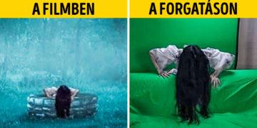 Horror filmek hogyan készültek