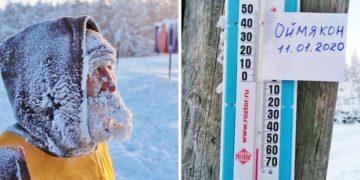 Jakutföldi hideg