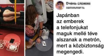 Japánok élete