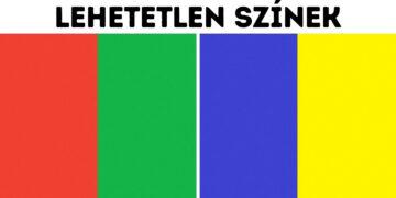Lehetetlen színek