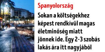 Tengerparti városok olcsón