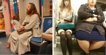 Vicces pillantok a metróból