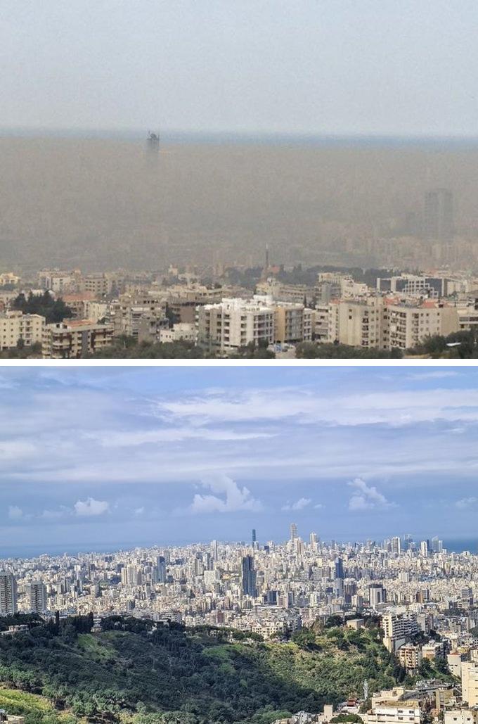 Bejrut akkor es most