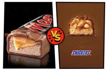 Mars vagy Snickers