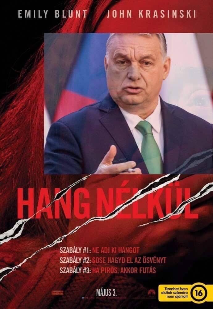 Orban hang nelkul