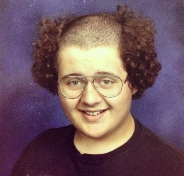 i question both your haircut and your sanity 30 photos 6