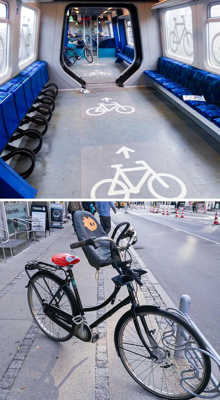 Dán kerékpározás