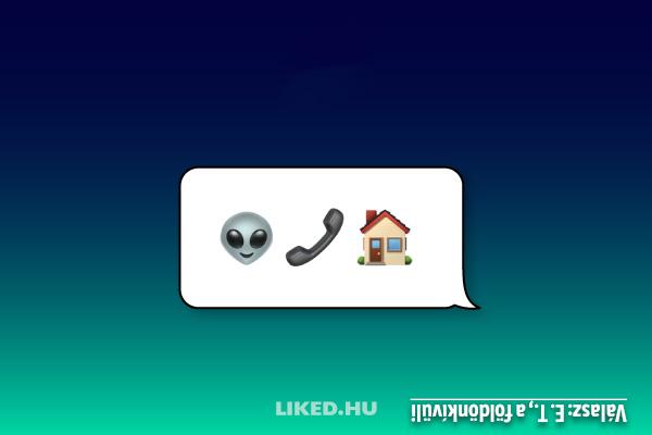 E. T. a foldonkivuli