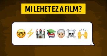 Emojikból álló filmek