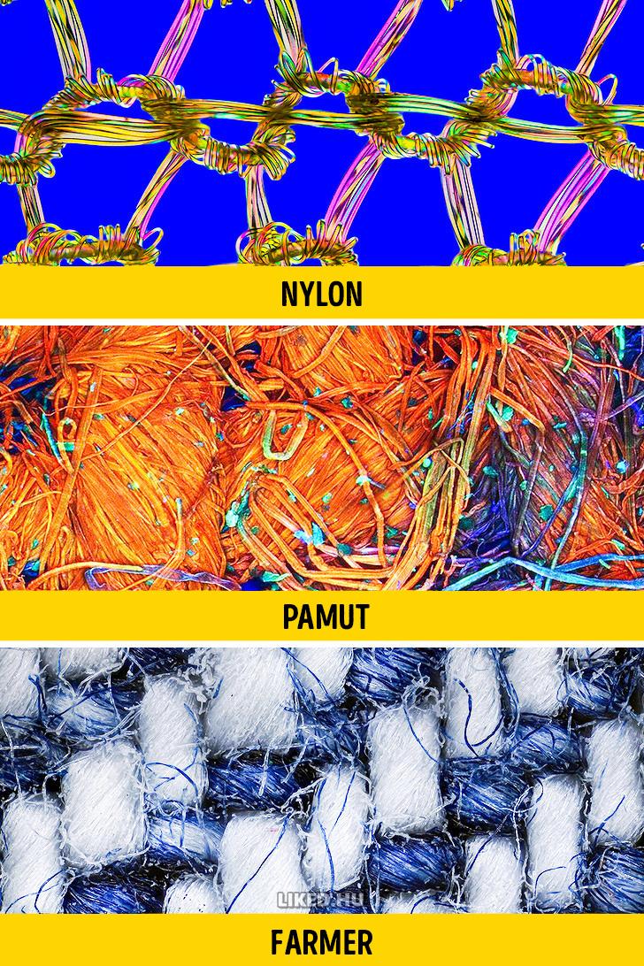 Nylon pamut vs farmer