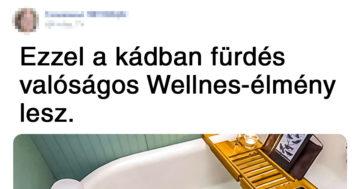 Zseniális fürdőszobakiegészítők