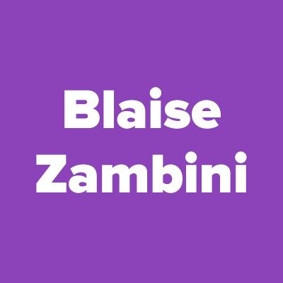 Blaise Zambini