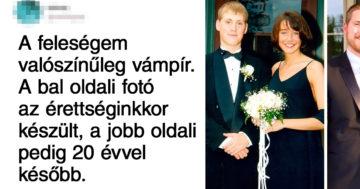 Boldog házaspárok akkor és most