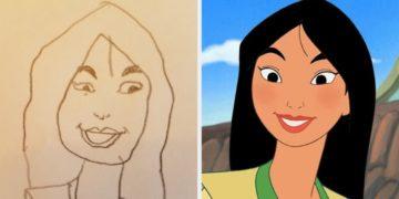 Disney rajz teszt