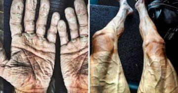Emberi test hatalmas ereje