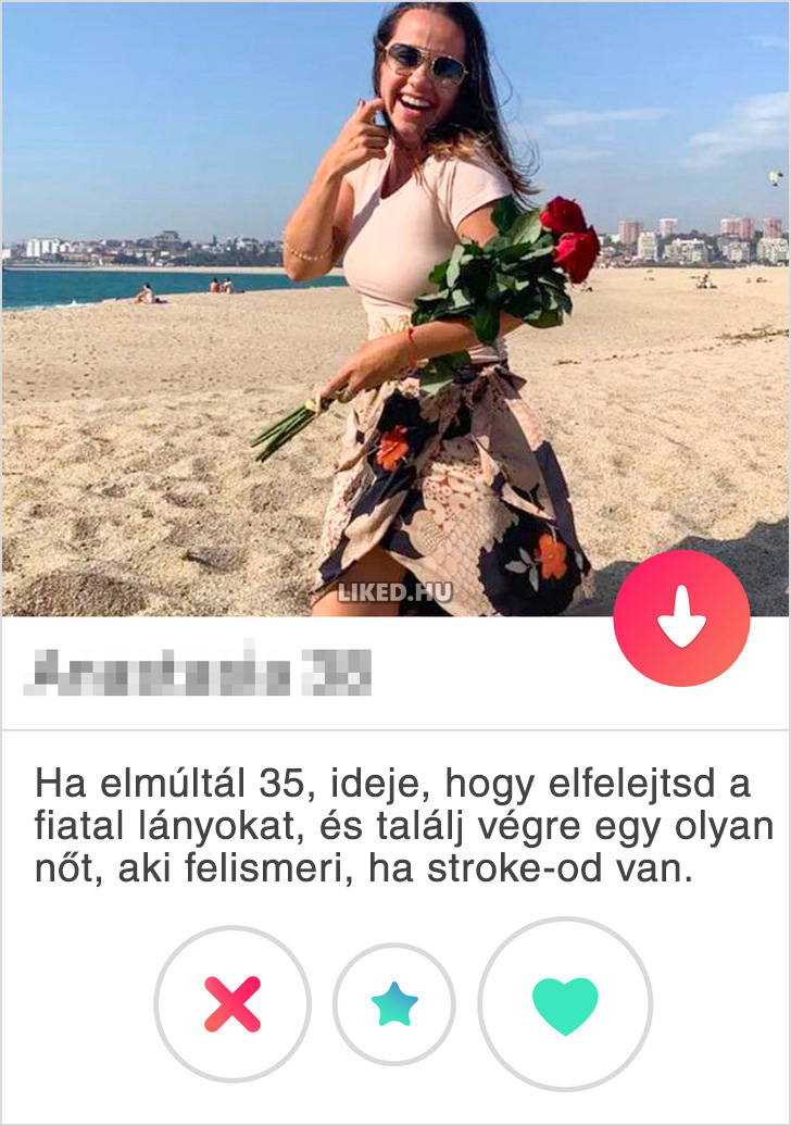 Felismert stroke