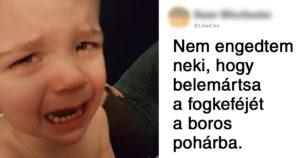Gyerek problémák