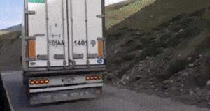 Kamionszereles