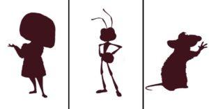 Pixar arnyek kviz
