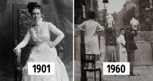 Régi történelmi fotók