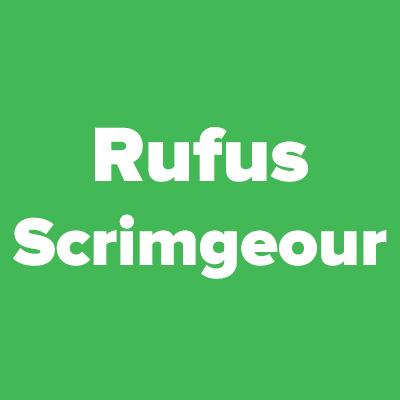 Rufus Scrimgeour