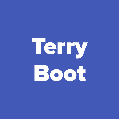 Terry Boot