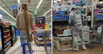 Vicces Walmart emberek