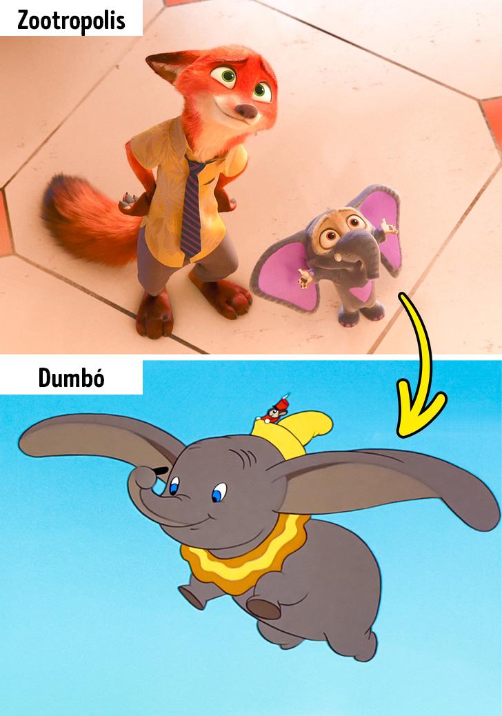 Zootropolis es Dumbo
