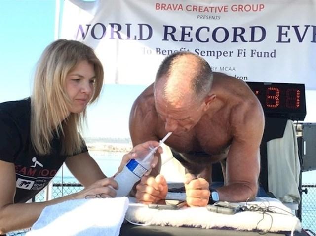 rekord plankolás