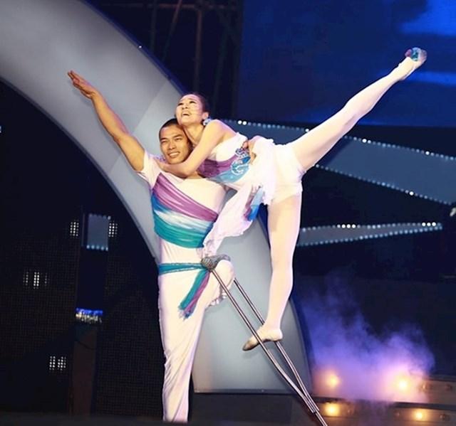 végtag nélküli táncosok